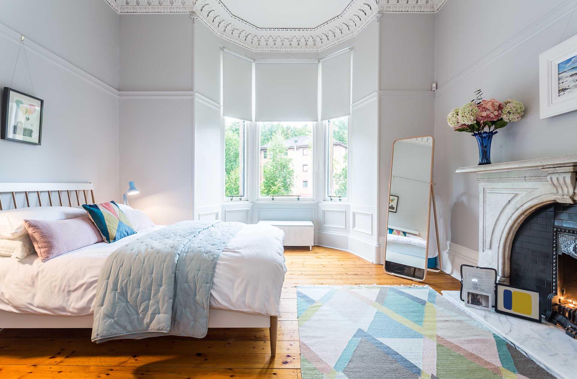 SJS Architects-Homes-Bedroom-Interior 7