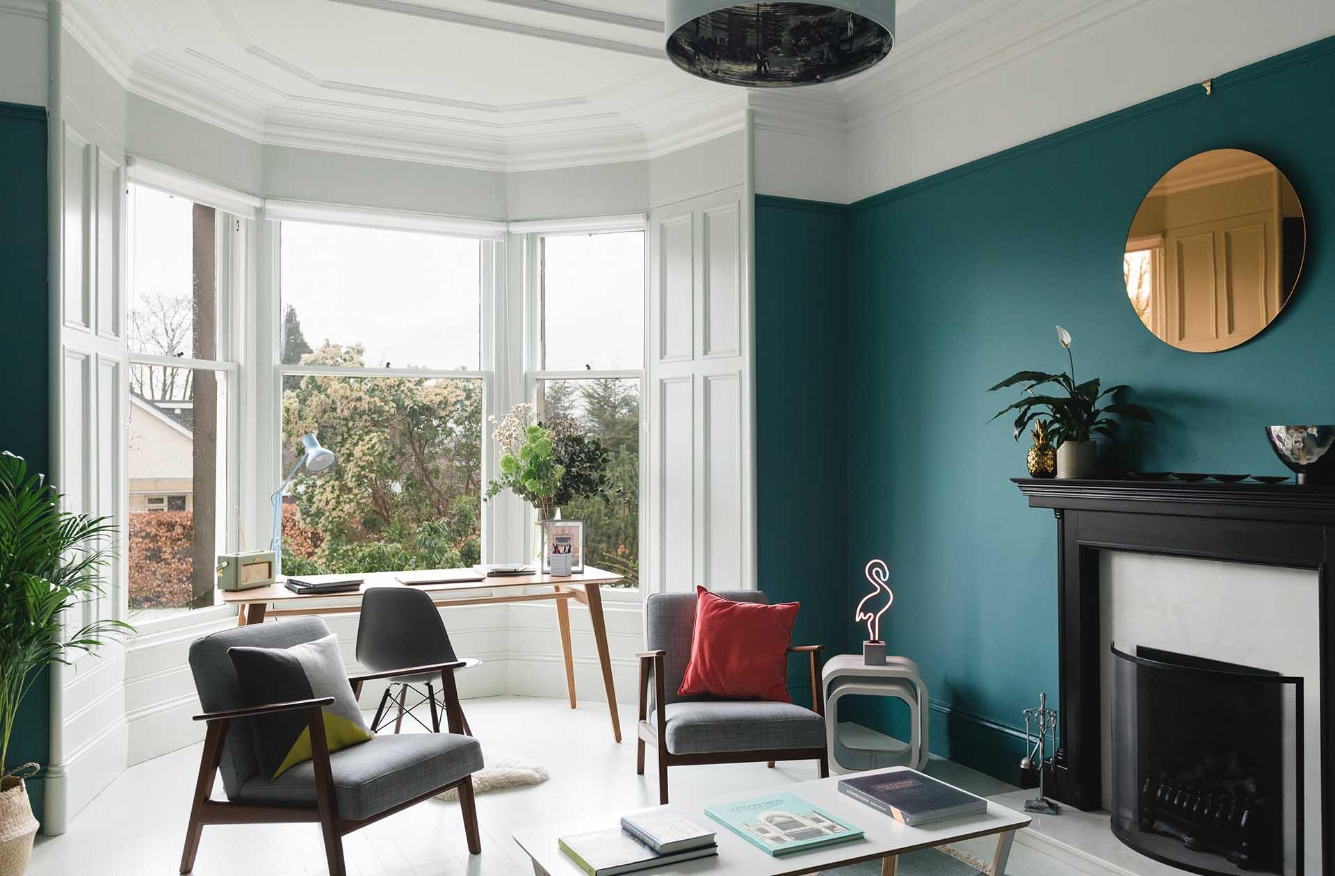 SJS Architects-Homes-Study-Interior 7